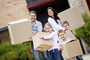 At the end of the house hunting and the mortgage approving, your family can have a new home.