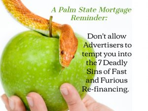 When you refinance your home, avoid convenient answers.