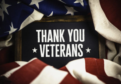 A Veteran's Day Salute: In Gratitude for the military...
