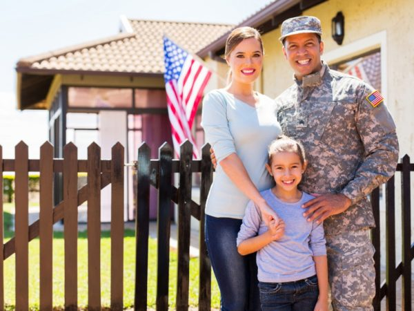 Ginnie Mae Punishes Mortgage Churning, so families can be happy with VA loans.