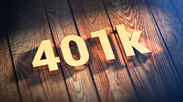 401k glows golden to enrich your future years. Find a different way to finance your house.