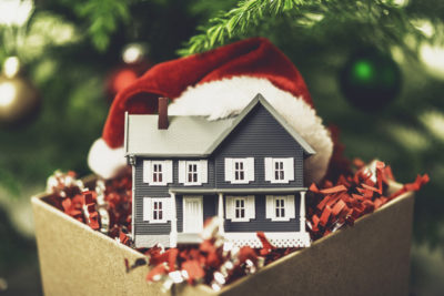 Lower Rates Can Make This Christmas a Special Home Christmas