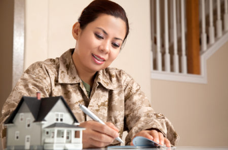 The Homefront Program Teaches Skills including Debt Management, Maintenance, and others.
