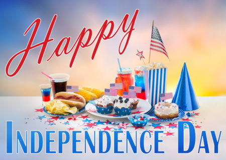 Today, We Celebrate Our Freedom.